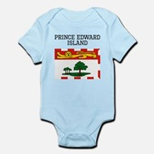 Prince Edward Island Flag Body Suit