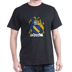 Scroope Family Crest Dark T-Shirt