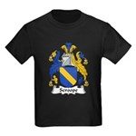 Scroope Family Crest Kids Dark T-Shirt