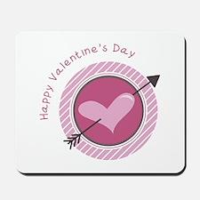 Happy Valentines Day Mousepad