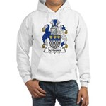 Scrivener Family Crest Hooded Sweatshirt