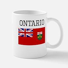 Ontario Flag Mugs
