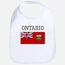 Ontario Flag Bib
