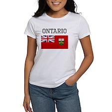 Ontario Flag T-Shirt