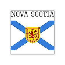 Nova Scotia Flag Sticker