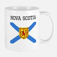 Nova Scotia Flag Mugs