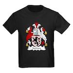 Scriven Family Crest Kids Dark T-Shirt