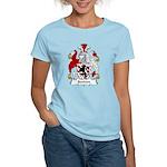 Scriven Family Crest Women's Light T-Shirt