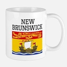 New Brunswick Flag Mugs
