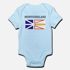 Newfoundland Flag Body Suit