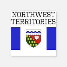 Northwest Territories Flag Sticker