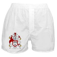 Scott Family Crest Boxer Shorts