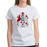 Scobell Family Crest Women's T-Shirt