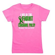 Cute Cerebral palsy awareness month Girl's Tee