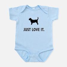 Grand Basset GV Infant Bodysuit