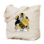 Sayer Family Crest Tote Bag