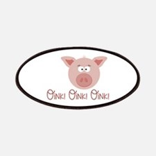 Pig Oink Patch