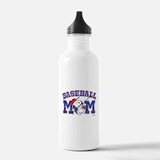 Snoopy Baseball Mom Water Bottle