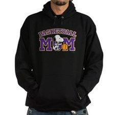 Snoopy Basketball Mom Hoodie