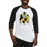 Say Family Crest Baseball Jersey