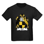 Say Family Crest Kids Dark T-Shirt