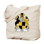 Say Family Crest Tote Bag