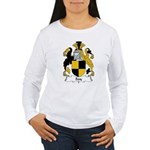 Say Family Crest Women's Long Sleeve T-Shirt