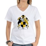 Say Family Crest Women's V-Neck T-Shirt