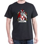 Saxton Family Crest Dark T-Shirt
