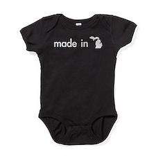 Unique Ann arbor Baby Bodysuit
