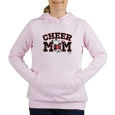 Snoopy Cheer Mom Women's Hooded Sweatshirt