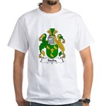 Saxby Family Crest White T-Shirt