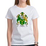 Saxby Family Crest Women's T-Shirt