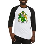 Saxby Family Crest Baseball Jersey
