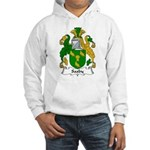 Saxby Family Crest Hooded Sweatshirt