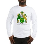 Saxby Family Crest Long Sleeve T-Shirt