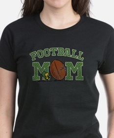 Woodstock Football Mom Tee