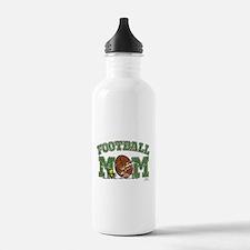 Woodstock Football Mom Water Bottle