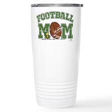 Woodstock Football Mom Travel Mug
