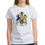 Sawle Family Crest Women's T-Shirt