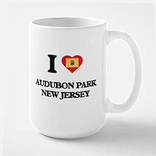 I love Audubon Park New Jersey Mugs