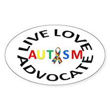 Autism Awareness Decal