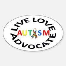 Autism Awareness Decal