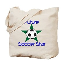 Cool Baby soccer Tote Bag