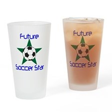 Unique Baby soccer Drinking Glass