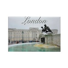 LONDON GIFT STORE Rectangle Magnet