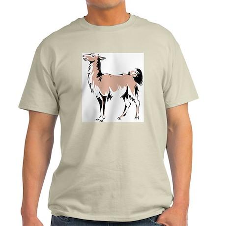 Llama Light T-Shirt