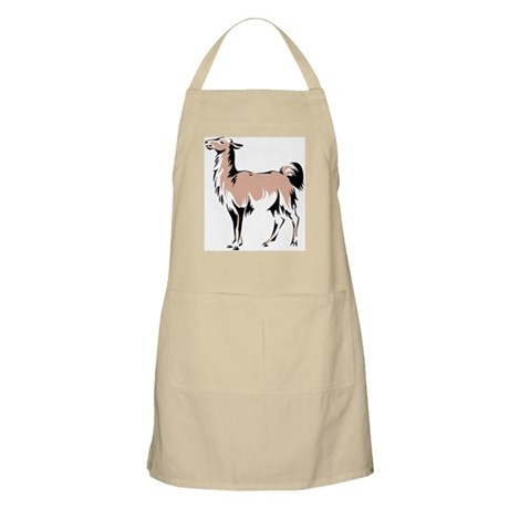 Llama BBQ Apron