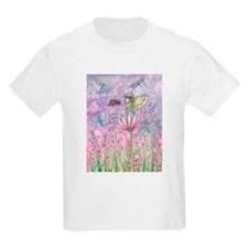 A Friendly Encounter Cute Fairy and Ladybu T-Shirt