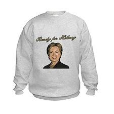 Ready for Hillary Sweatshirt